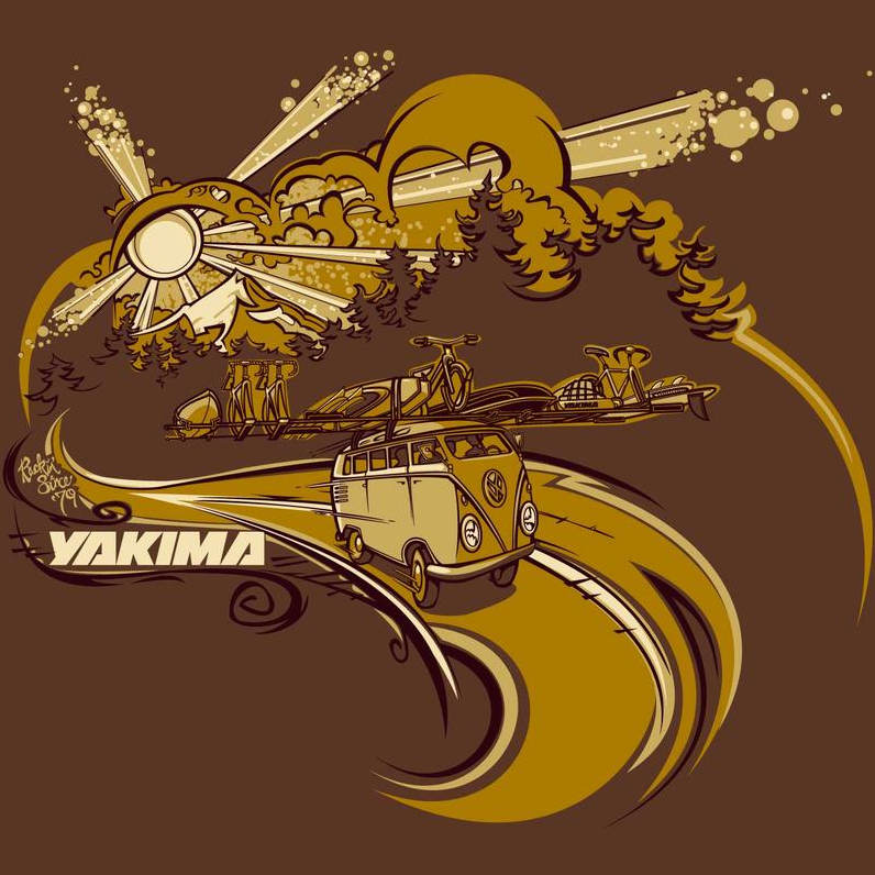 Yakima Car Rack T-Shirt