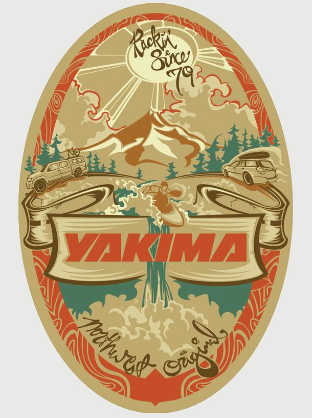 Yakima Car Racks T-Shirt