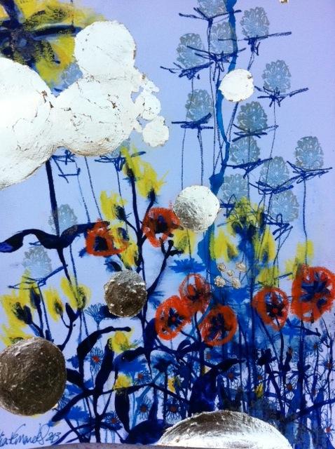 Garden Study -Mia Fernandes