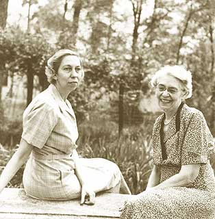 Eudora and Chestina Welty