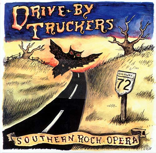 Southern Rock Opera cover