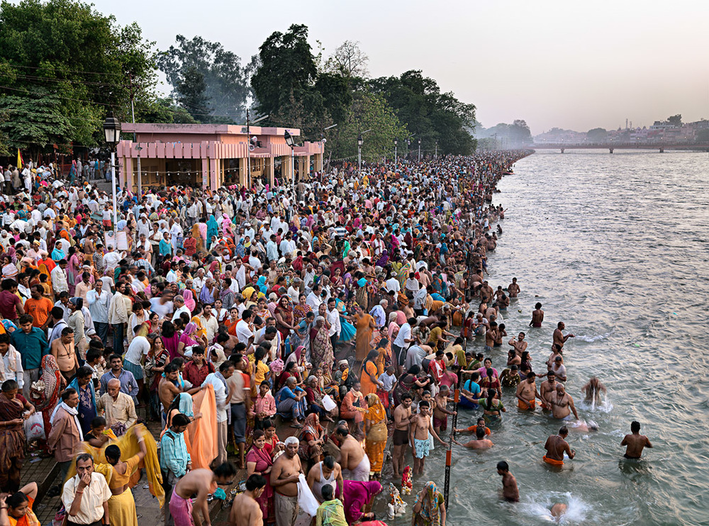 Kumbh Mela #1 , Haridwar, India 2010