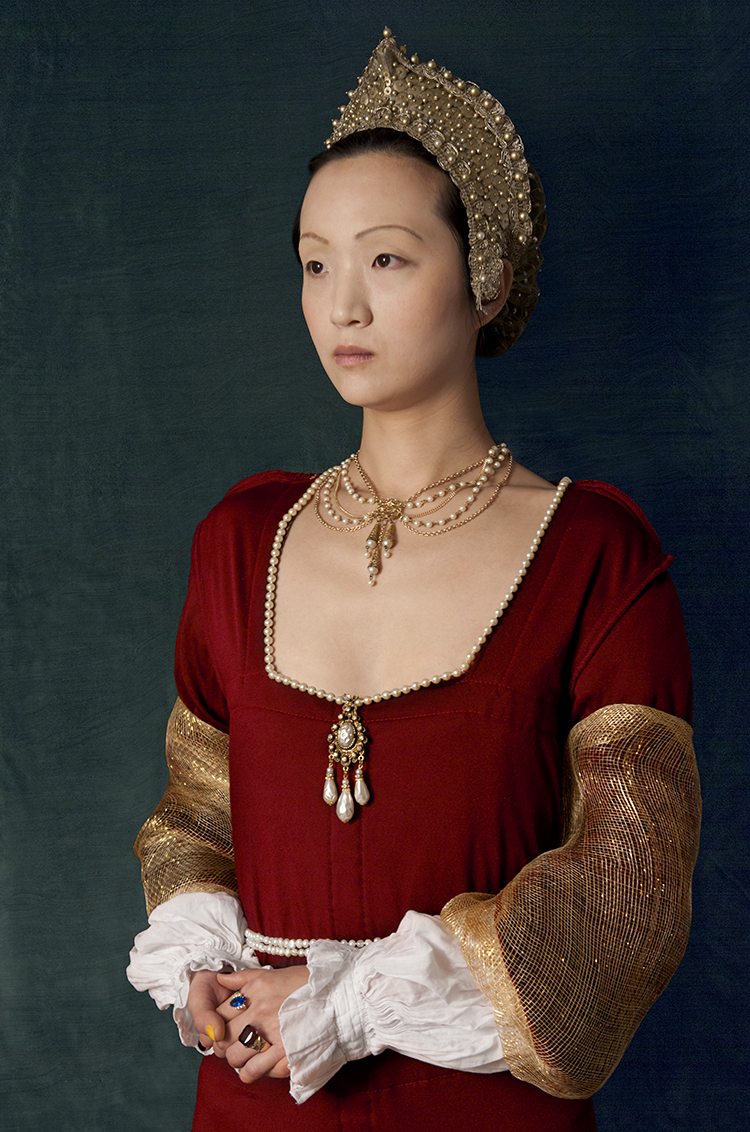 Ode to Holbein's Jane Seymour