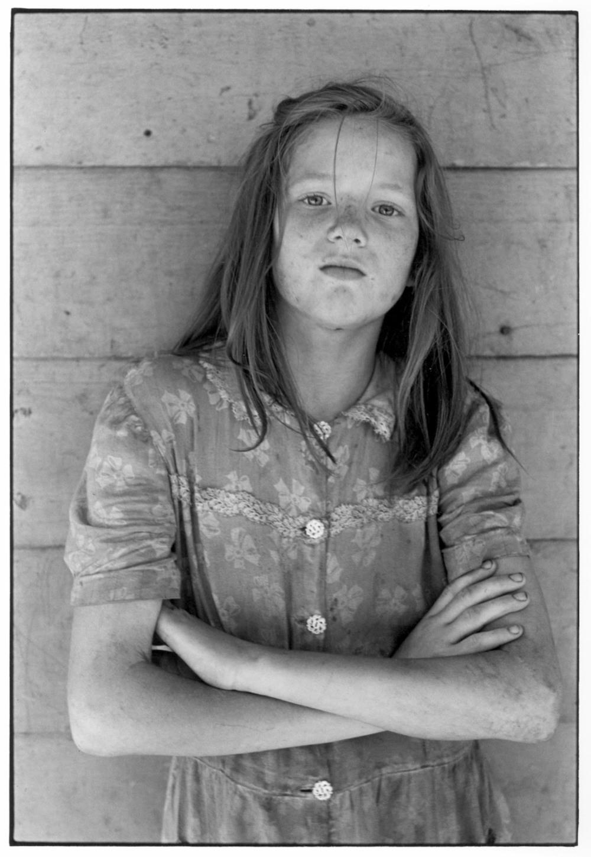 Young Girl, 1964 ©Duke University David M. Rubenstein Rare Book & Manuscript Library