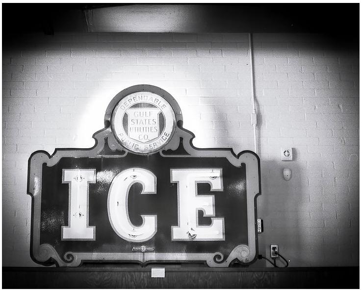 Icehouse #2 - Eric Adams