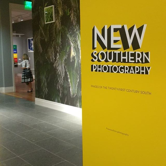 The New Southern Photography exhibition curated by @rich_mccabe provides a broad crossection of 21st century photography from emerging and established artists throughout our region, including a handful of past Southern Glossary contributors. 📸🍗 It's well worth making a visit to New Orleans just to experience it. If you can't make it, the accompanying book looks great and has essays from @bradleysumrall and @visionsandverbs!