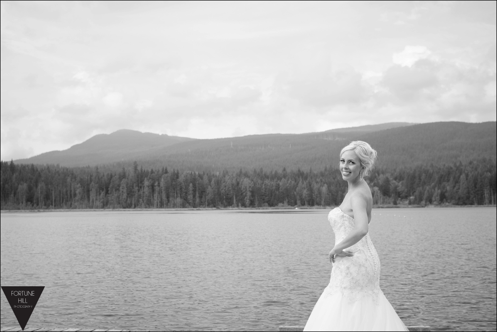 Whonnock Lake wedding pictures