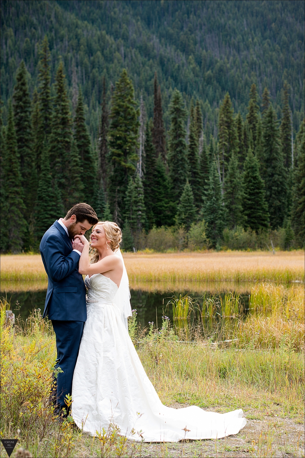 Manning Park wedding pictures
