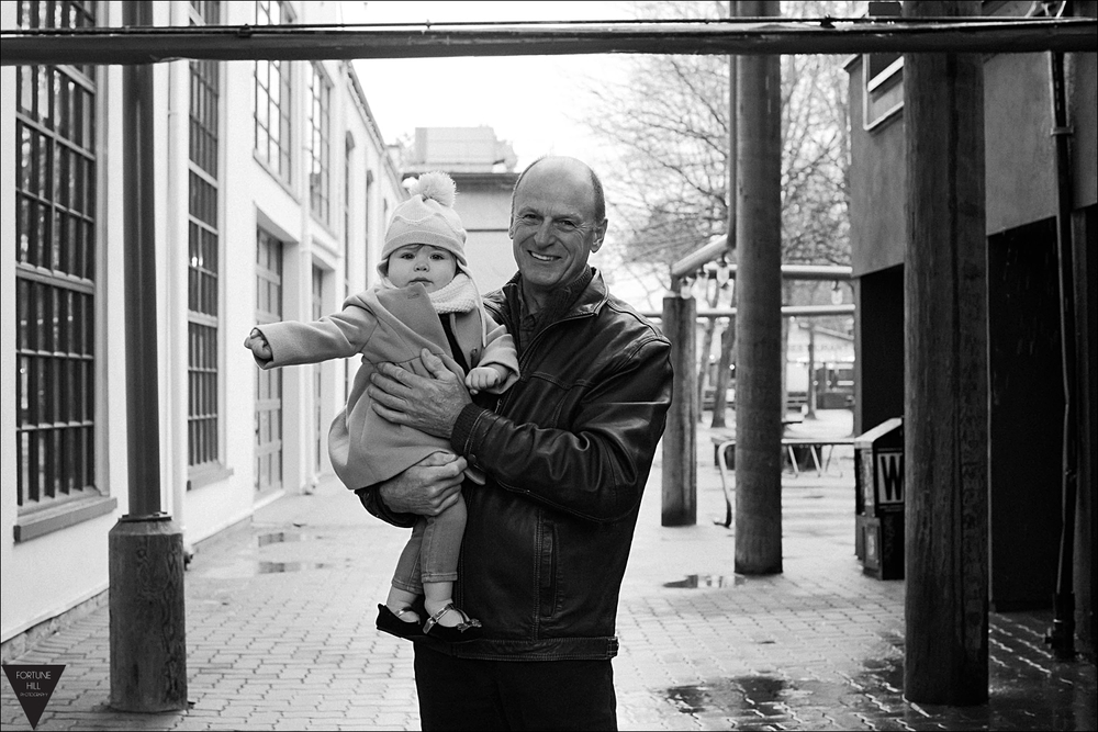 Granville Island Family Pictures