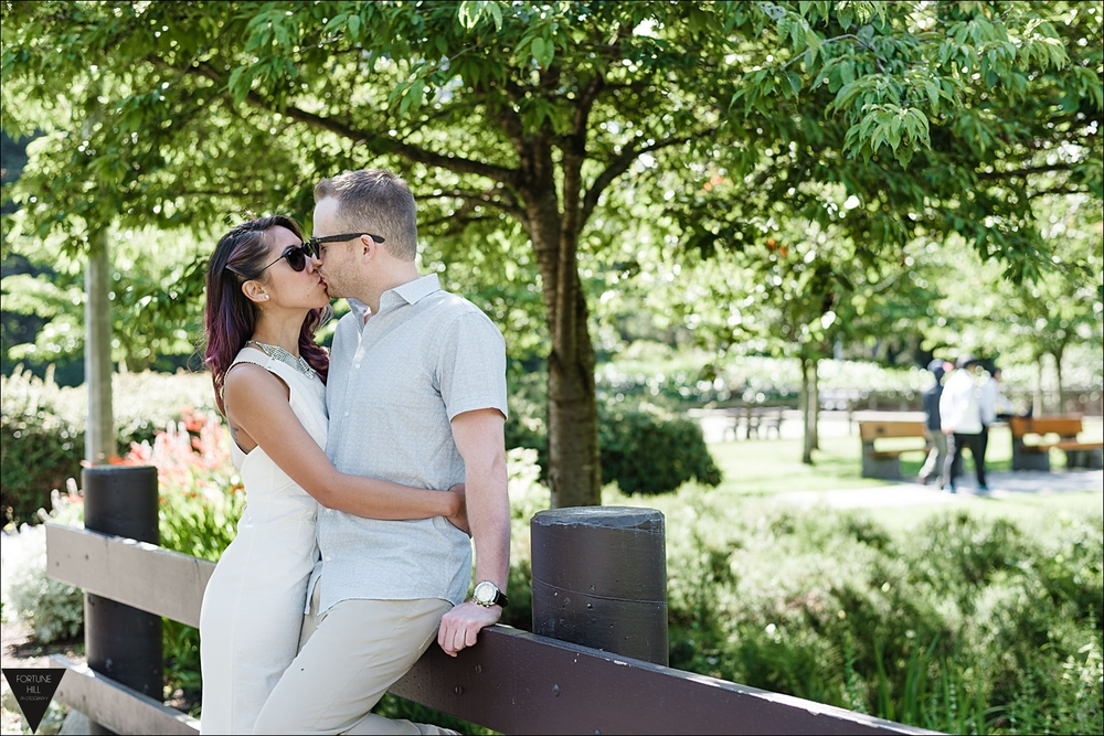 Richmond engagement pictures