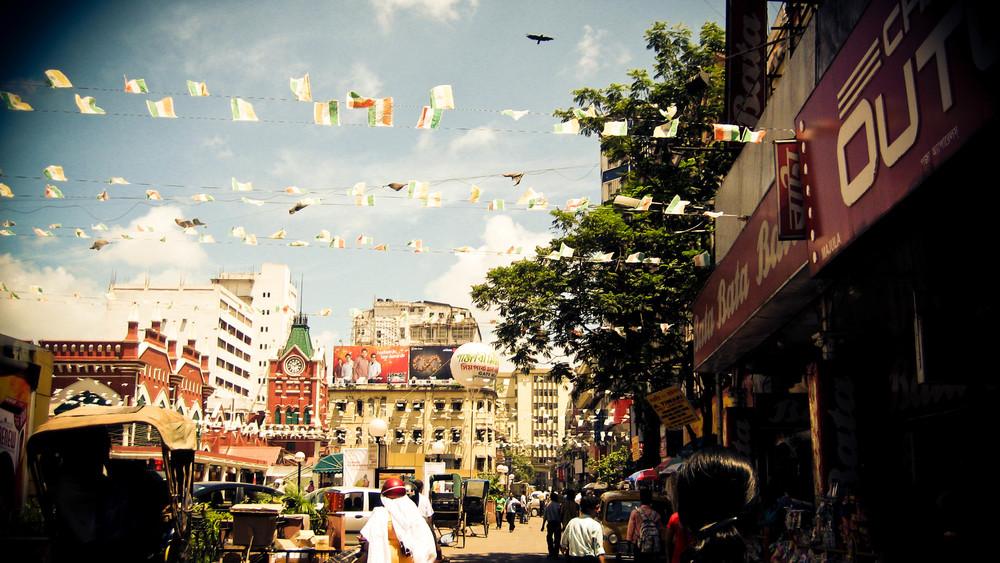 Kolkata, India. Ferasha Films. Amanda Danziger.