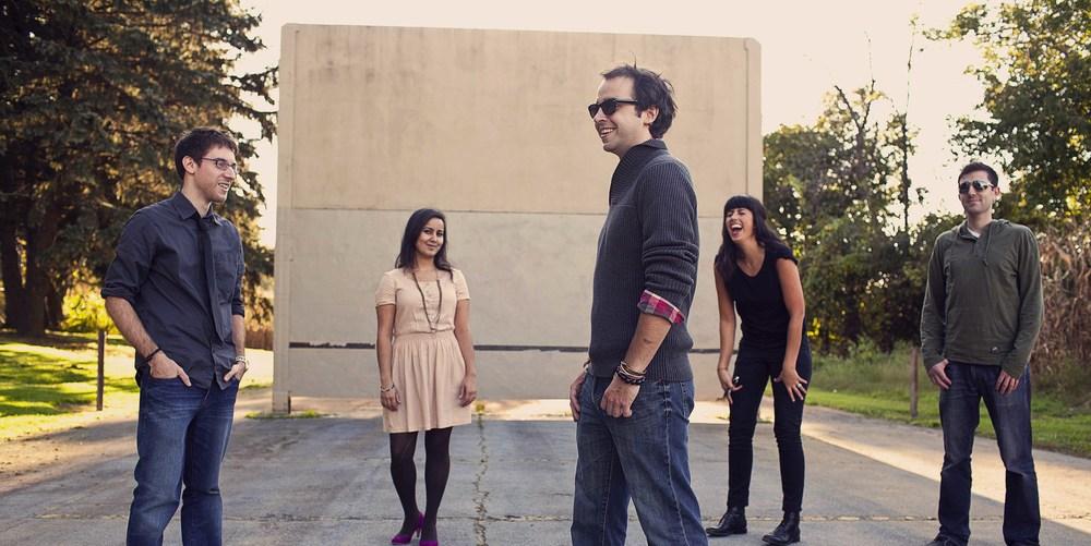 The Ferasha Films film crew.