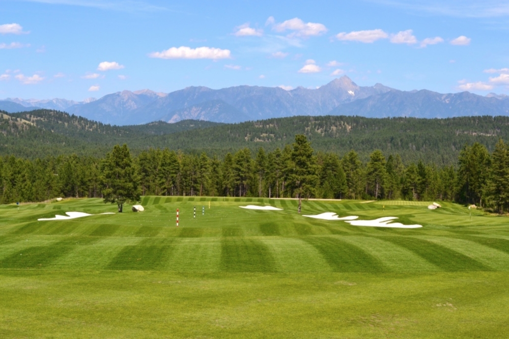 WILDSTONE GOLF COURSE in Cranbrook, BC   TAKING GOLF TO A NEW LEVEL