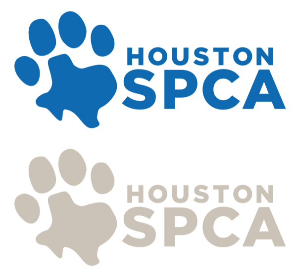 HOUSTON SPCA LOGO WITH TYPE