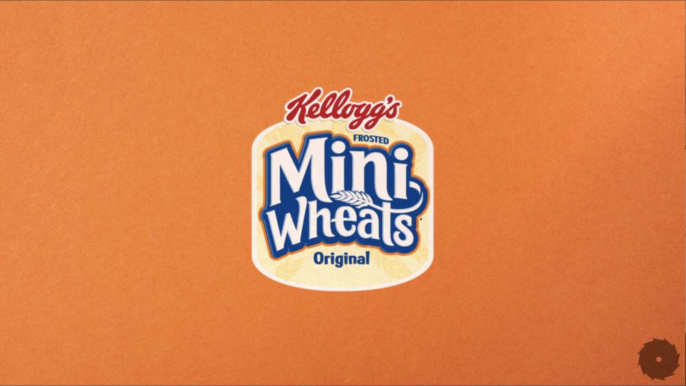 Kellogg's Frosted Miniwheats