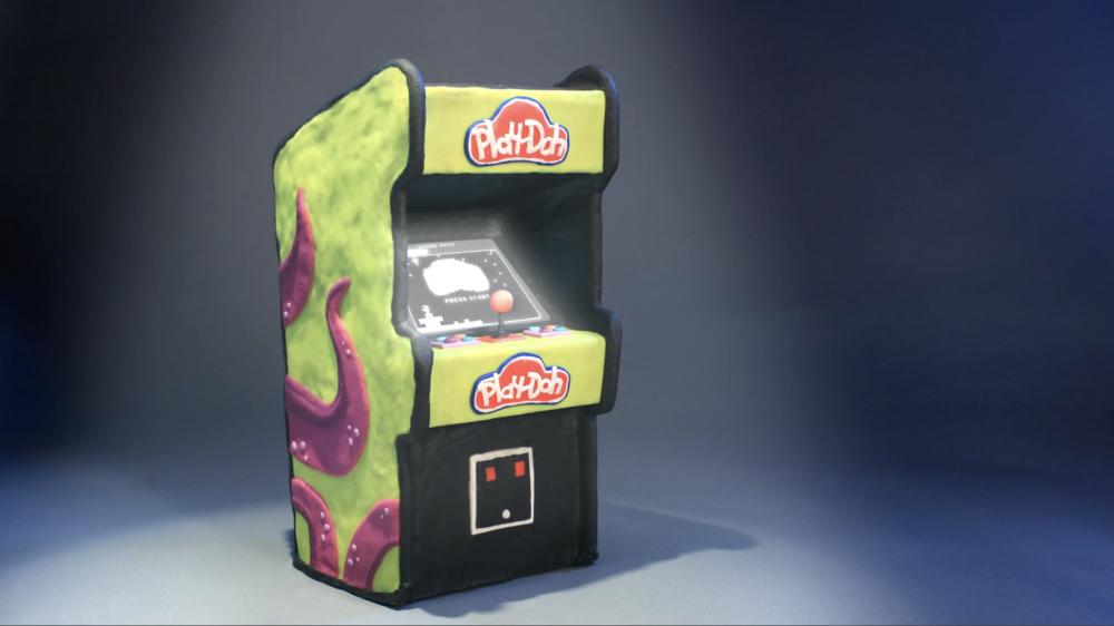 Play-doh: 8 Bit