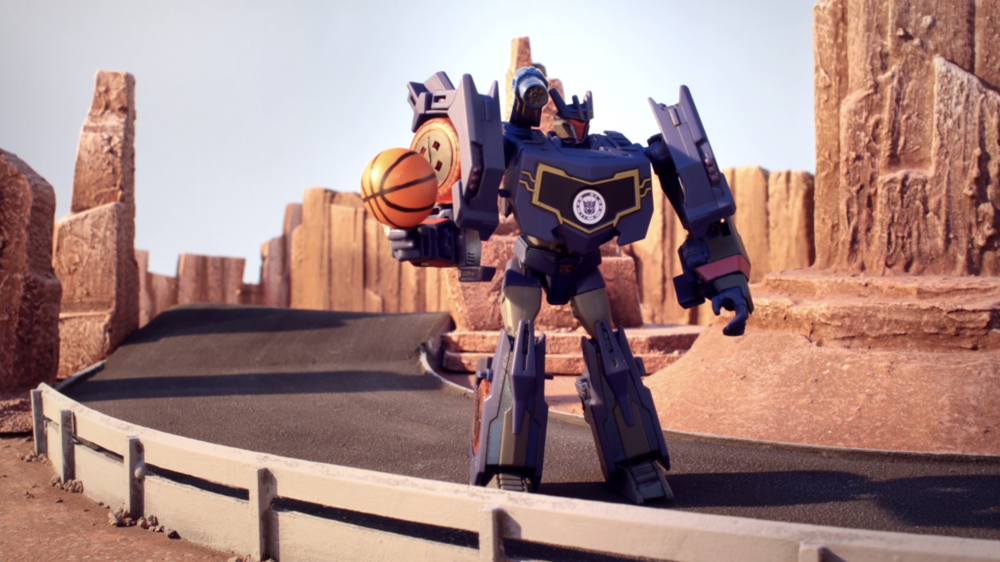 Transformers: 201 - Soundwave's Breakaway