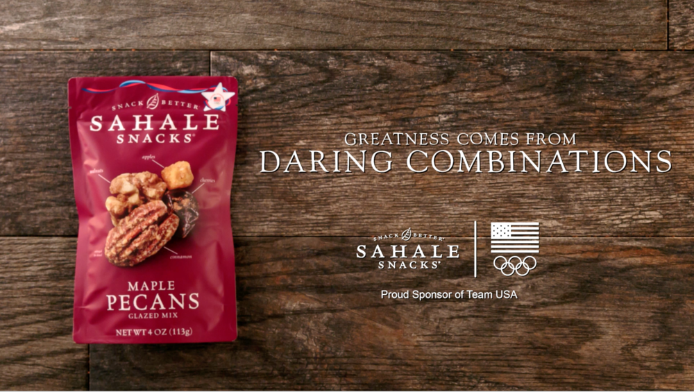Sahale Snacks: Slopestyle/Maple Pecans