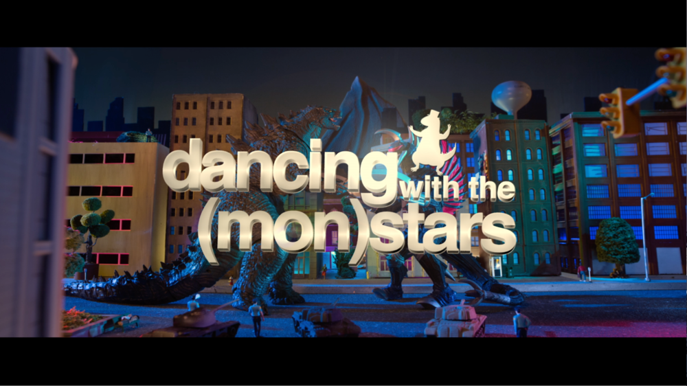 Godzilla: Dancing with the (Mon)stars