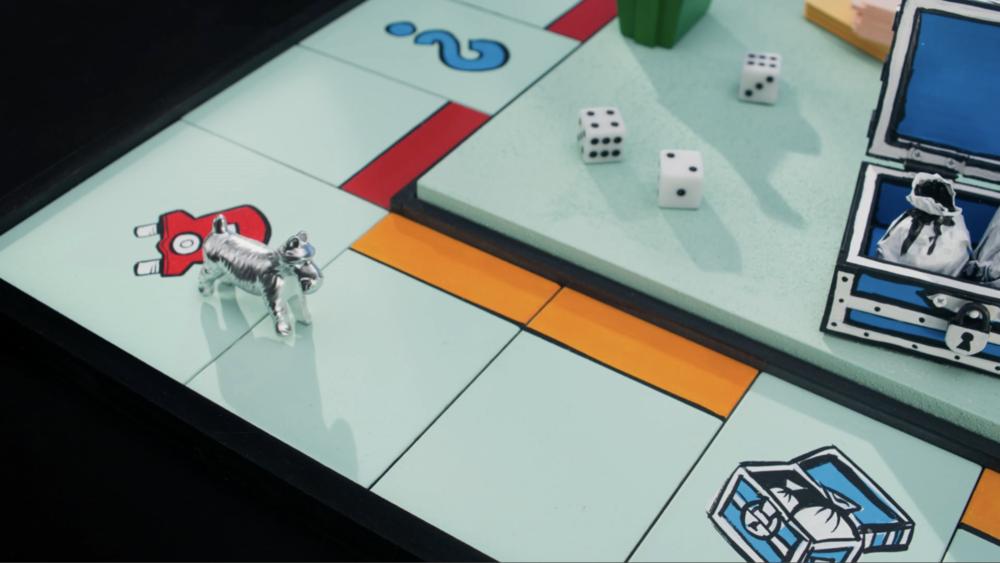 Monopoly: A Token Nightmare - Scottie Dog