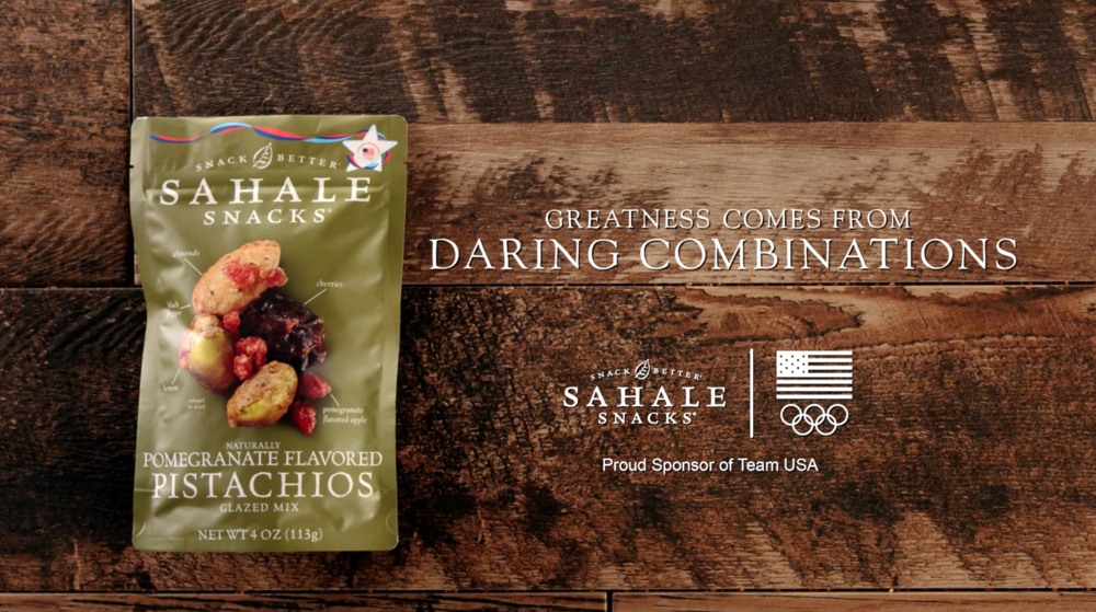 Sahale Snacks: Halfpipe