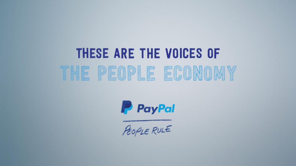 Paypal - 'Voices'