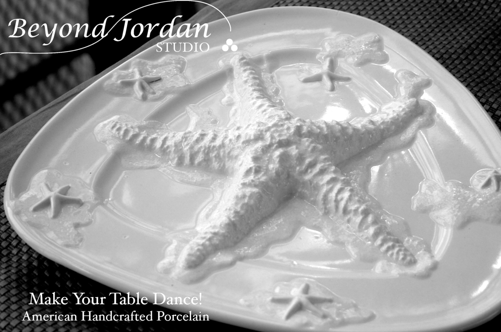 Starfish Serving Platter