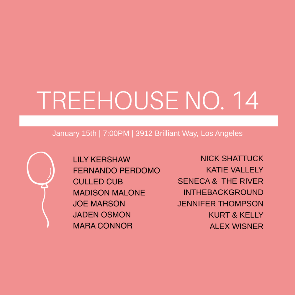 Treehouse No. 14 at 3912 Brilliant Way, Los Angeles, CA