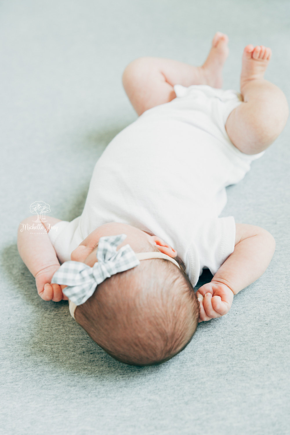 Newborn In-Home Lifestyle Session