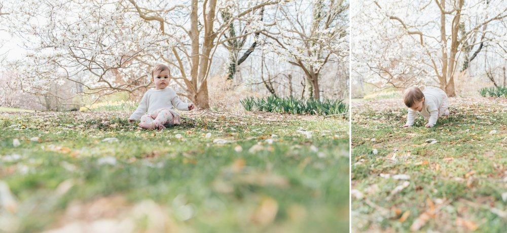 Deep Cut Gardens Middletown New Jersey Family Pictures