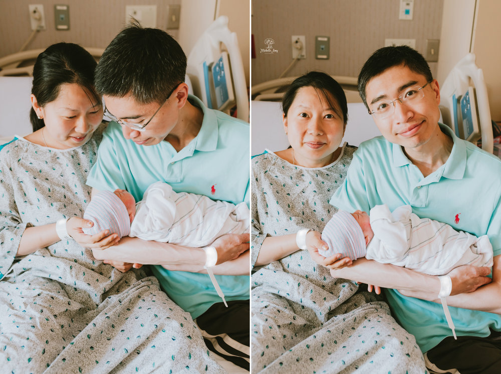 Fresh 48 In hospital Newborn Pictures Middlesex County New Jersey