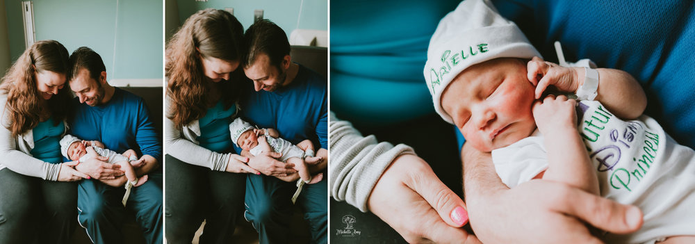 Fresh 48 In Hospital Newborn Pictures Monmouth County New Jersey
