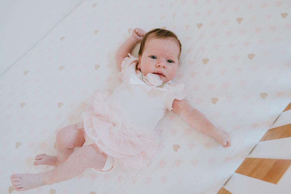Newborn-Photo-Baby-In-Crib-Wood-Ridge-New-Jersey