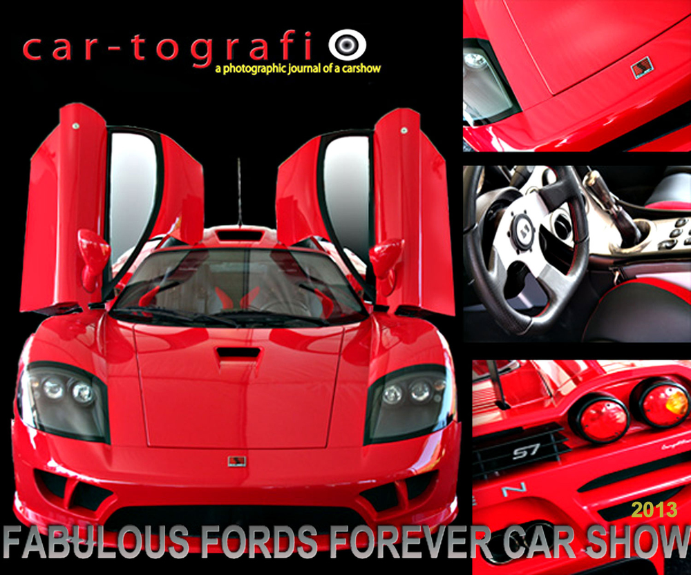 2013 Car Show Fabulous Fords Forever Ford Saleen