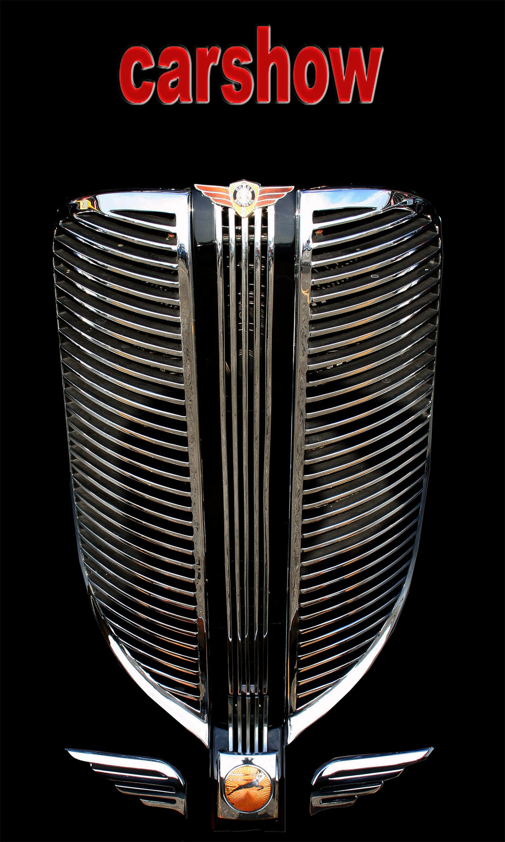Carshow Grille car-tografi
