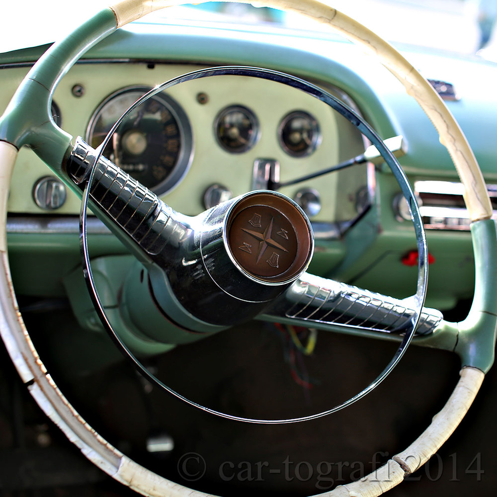 The Wheel George Barris Cruisin' Back to the 50's 2014
