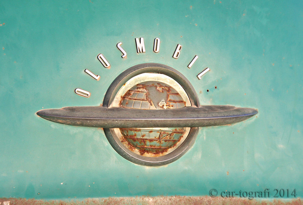 Oldsmobile Metalwork cartografi 2014
