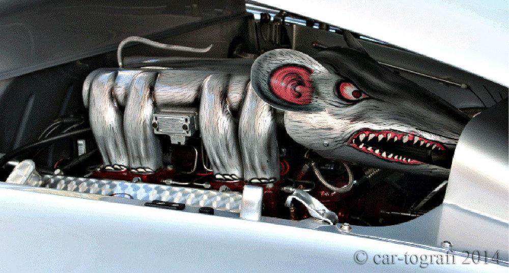 The Rat car-tografi 14