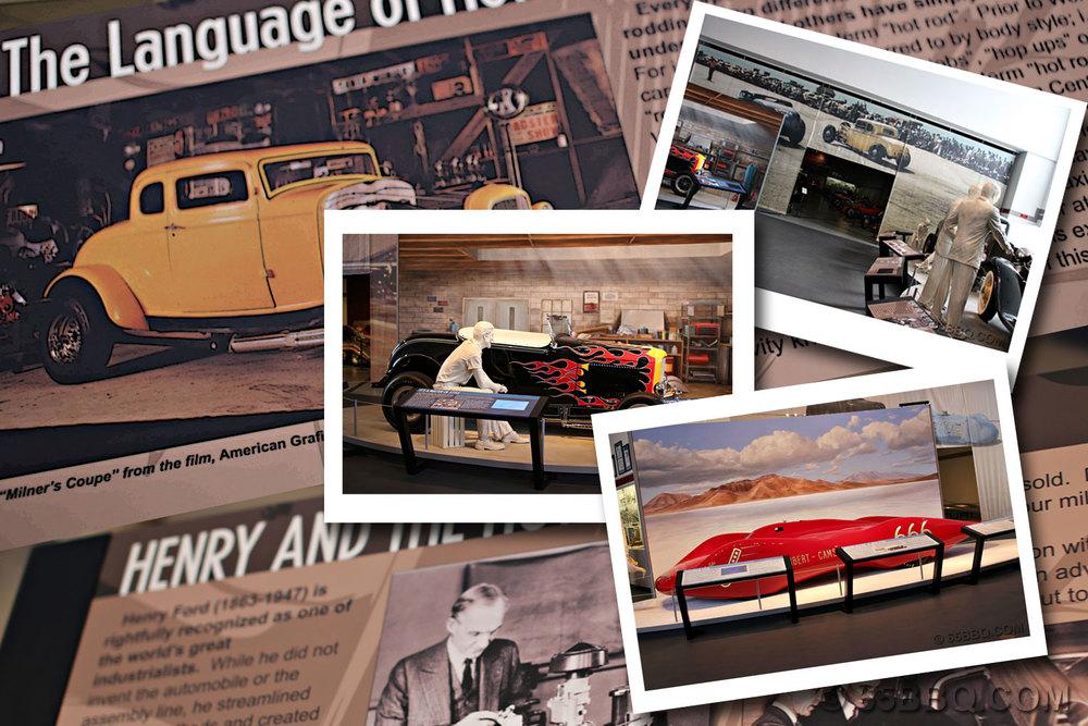 NHRA Motorsports Museum car-tografi