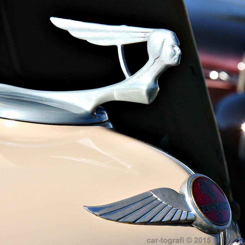 1933 Hood Mascot car-tografi