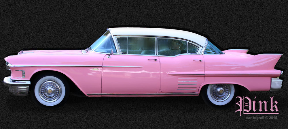 Pink car-tografi