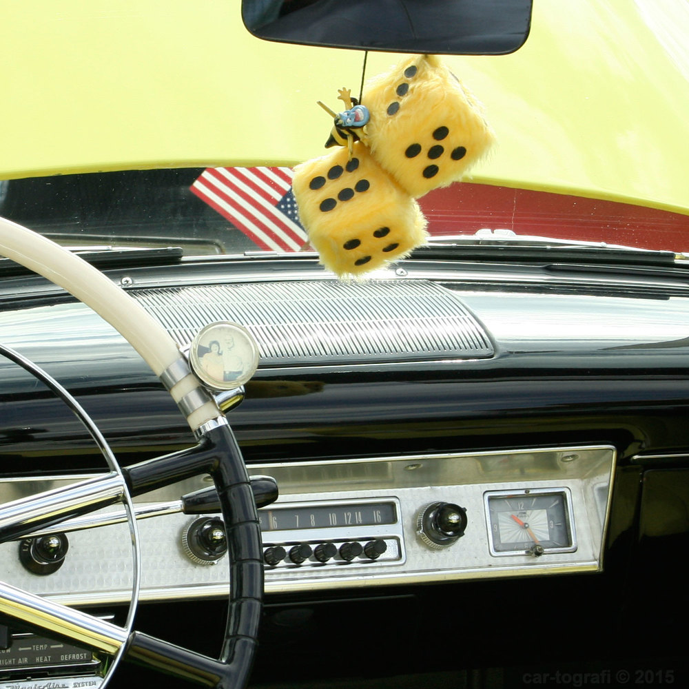 Yellow Dice car-tografi