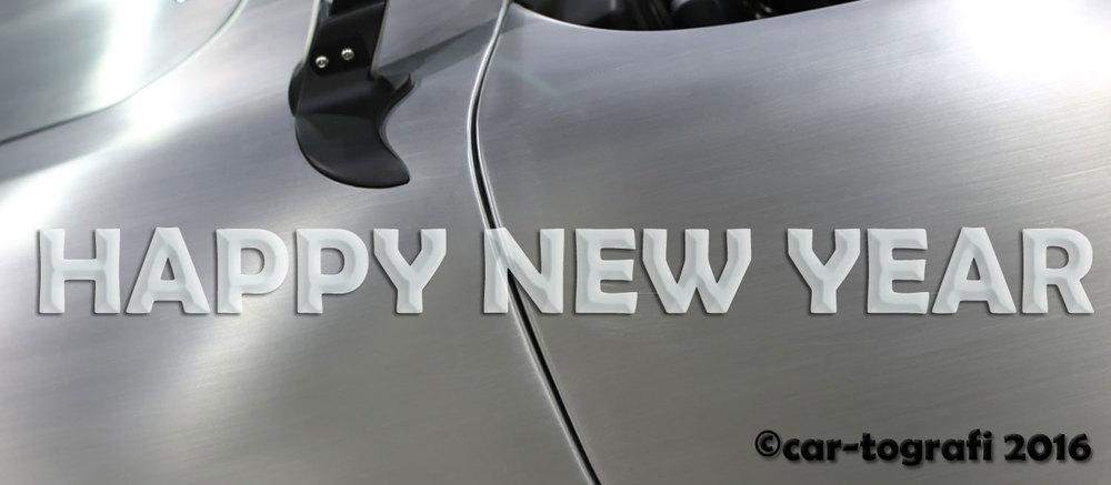 Happy New Year car-tografi