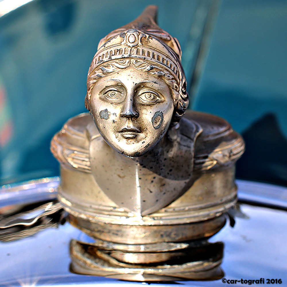 Buick Goddess car-tografi