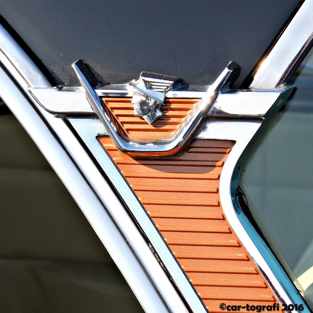Mercury Emblem car-tografi