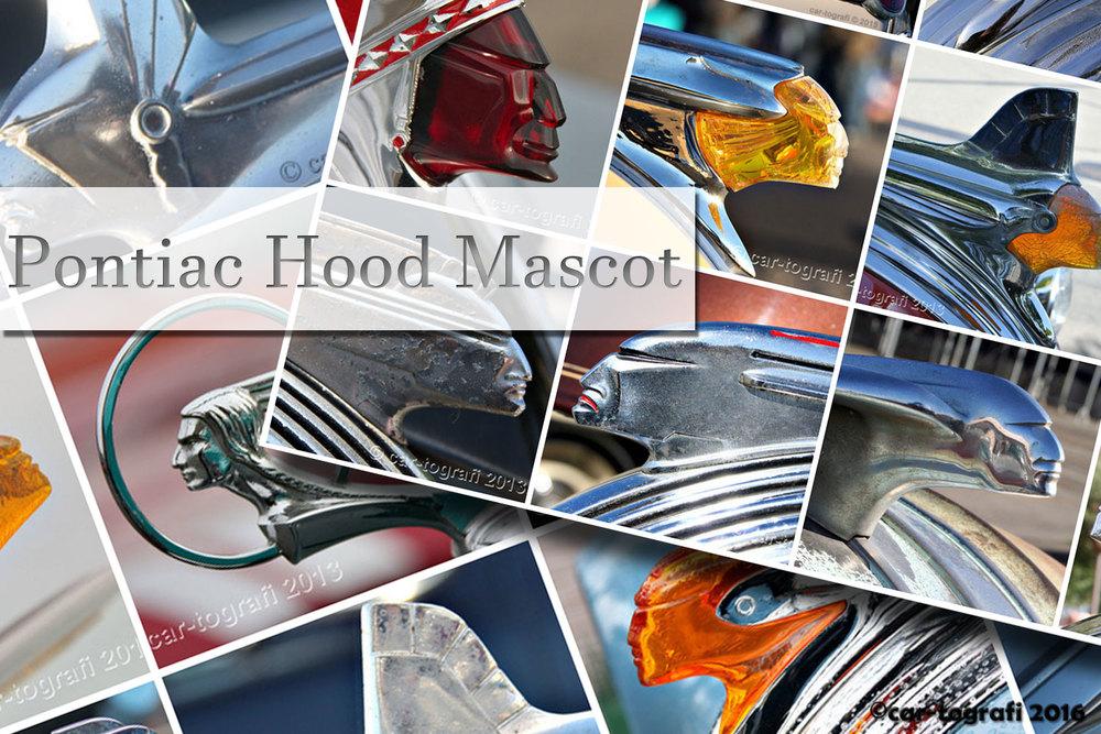 The Pontiac Hood Mascot car-tofrafi