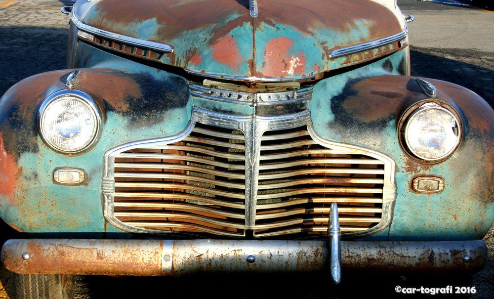 Grilled car-tografi