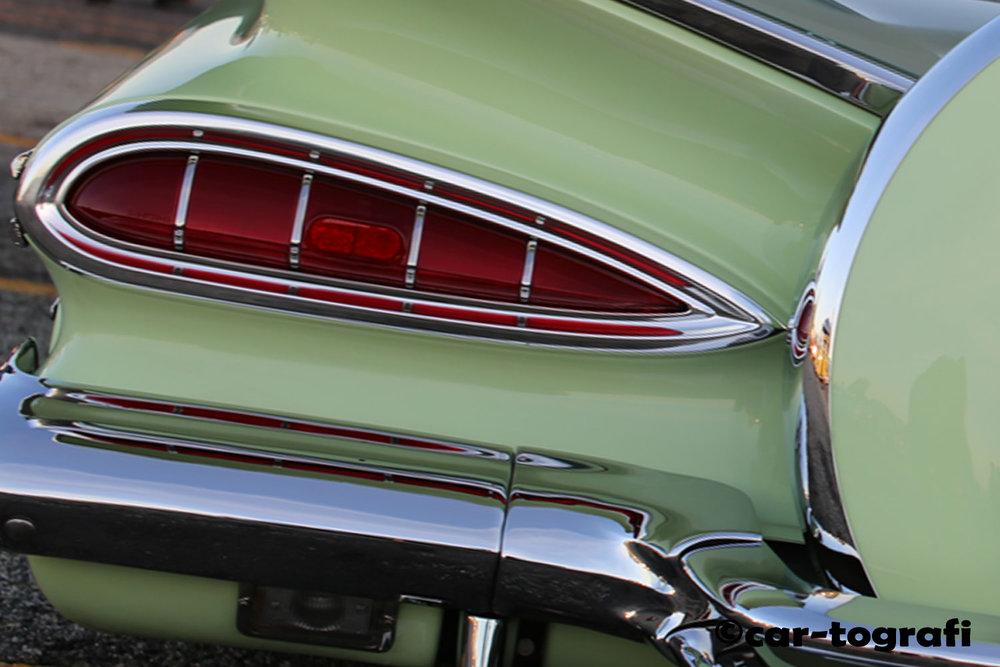 Cat Eye Tail Lights car-tografi