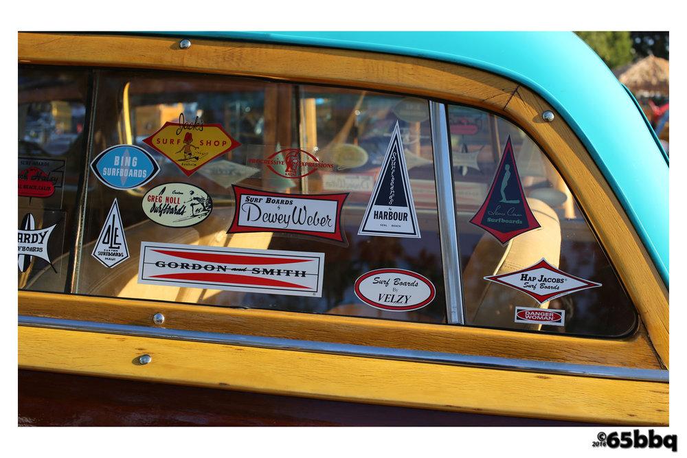 Classic Woodie car-toagrafi