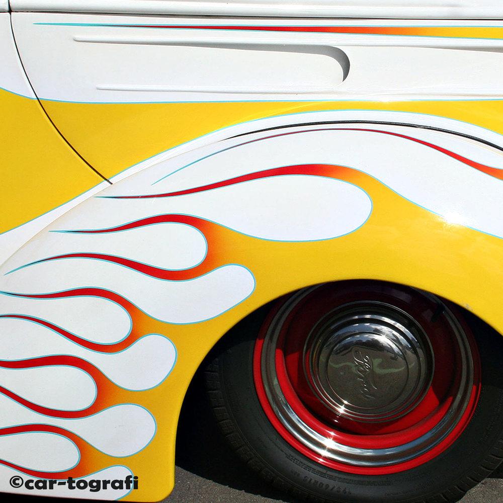 Car Show Flames
